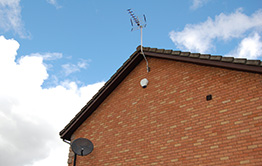 Digital Aerial, Freeview Installation Services, Central UK Scotland IT Services